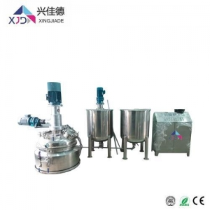 China Emulsifying machine Product name: 650Lmulsifying machine on sale