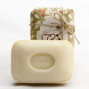 China Savon de Marseille Sweet Almond 100g on sale