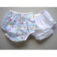 Plastic Diaper Adult Baby Sissy Waterproof Plastic Pants Diaper Cover