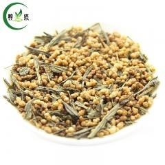 China Green Tea Good Quality Japan Sencha With Rice Green Tea Roasted Brown Rice Green Tea on sale