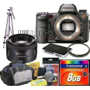 China Sony Alpha DSLR-A900 Digital SLR Camera + Sony 50mm f/1.4 Lens for Sony Alpha Digital SLR Camera on sale