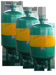 China Capsule constant pressure expansion tank on sale
