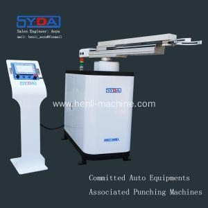 China Robotic Arms 4 axis CNC servo automatic robotic arm on sale