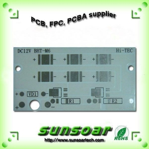 China High Precision 94v0 Pcb Board With Rohs Custom LCD Display FPC on sale