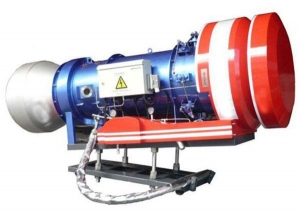 China Burner NZB Light and Heavy Oil Burner on sale