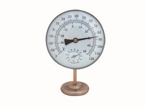 China Indoor Outdoor Thermometer Hygrometer HXJ-I024 on sale