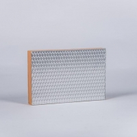 China UNTDuct Phenolic Foam Air Duct Panel Composite With GI Sheet And Aluminum Foil on sale