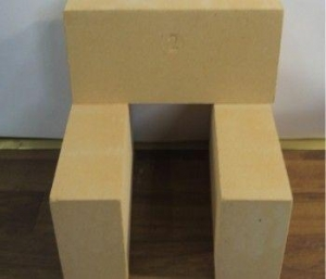 China High Temperature Insulation Refractory Silica Brick on sale