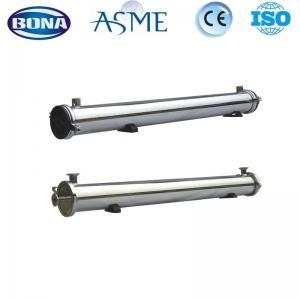 China BN3-4040 and BN2-4040Stainless steel RO membrane housing china on sale