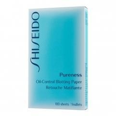 China Shiseido Pureness Oil - Control Blotting Paper on sale