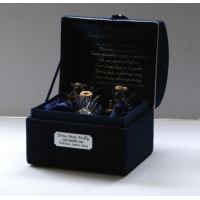 page Personalised Angel Blessing Musical Box Gift