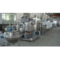 China YX Toffee Candy Production Line on sale