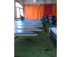 China Inflatable Racing Stand Up Paddle Boards SUPs on sale