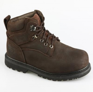 China Goodyear Welt Safety Work Shoes With Steel Toe on sale