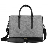 "Light Weight Carry Bag Protective Sleeve Deluxe for Mac Book Pro/ Air 13"" Wool Felt Laptop Handbag"