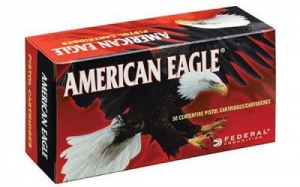 China Ammunition Federal American Eagle, 44MAG, 240 Grain, Jacketed Hollow Point, 50 Round Box on sale