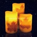 China Battery operated LED candle with remote for USA market on sale