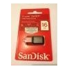 China USB Flash drives /Memory sticks 16GB SanDisk Cruzer Flash Drive for sale
