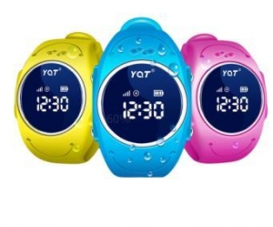 China Kid Waterproof Cell Phone Smartwatch on sale
