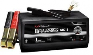 China MC-1 Schumacher 1 Amp Manual Trickle Charger w/ Quick Disconnect on sale