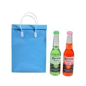 China Contact Now Portable Non Woven Thermal Insulated Water Drink Cooler Bag on sale