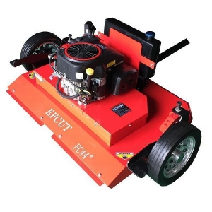 China Lawn Mower 12HP Finish Cut 44 Trail Mower Lawn on sale