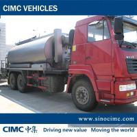 China Asphalt Tanker Truck For Sale on sale