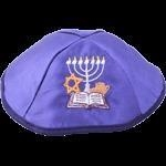 China Satin Grafted In Kippah wholesale
