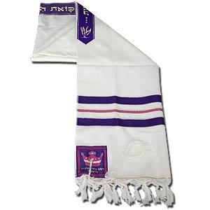 Quality Women's Tallit. Queen Esther. for sale