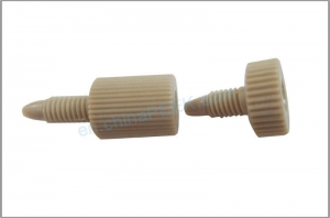China PEEK Internal and external thread joints on sale