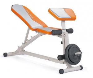 China Adjustable Bench Free Weight Dumbbell Benches Commercial Gym Machine on sale