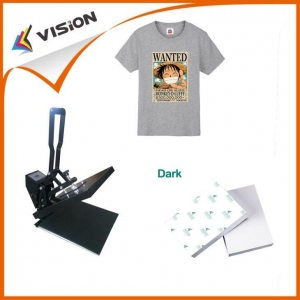 China Inkjet Heat Transfer Paper( light and dark) on sale