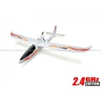 China Wltoys F959 Sky King 2.4Ghz 3CH Radio Control Airplane ( Red ) on sale