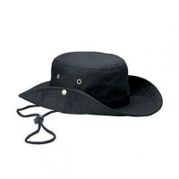 China Mega Cap 7805-Brushed Twill Aussie Hat on sale