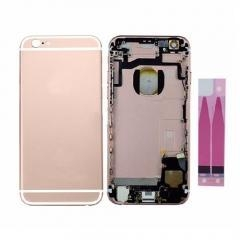 China Apple rose gold Back Cover for Apple iPhone 6S , for iPhone 6S housing Replacement on sale