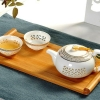 China Tea Set Tea Set with Gold Ornament for sale