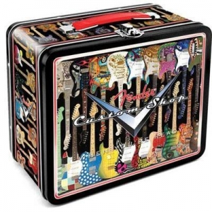 China Fender Guitar Lunch Box on sale