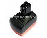 China Power tool Batteries METABO Ni-Cd/Ni-MH 18V Battery 6.25484 on sale