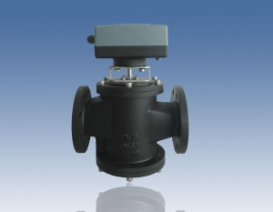 China BALANCING&CONTROL Pressure Independent balancing &Control Valve on sale