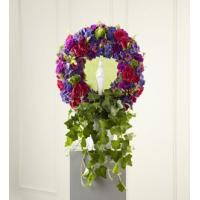 Sympathy Flowers The FTD Faith & Understanding Wreath