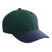 Otto-Wool Blend Gray Undervisor Pro Style Cap