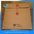China Kraft Paper Envelop with String on sale
