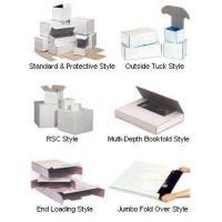 China White Corrugated Boxes on sale