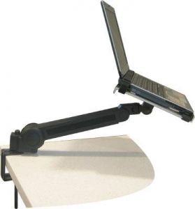 China PC Accessories A510 Ergonomic Desk-Mounted Swivel Arm for Laptop & Monitor on sale