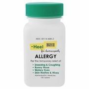 China BHI Allergy Formula, 100 Tablets, MediNatura on sale