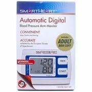 China SmartHeart Automatic Digital Blood Pressure Arm Monitor (01-539), Veridian Healthcare on sale