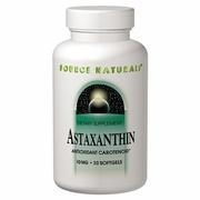 China Astaxanthin 2 mg Tab, 120 Tablets, Source Naturals on sale