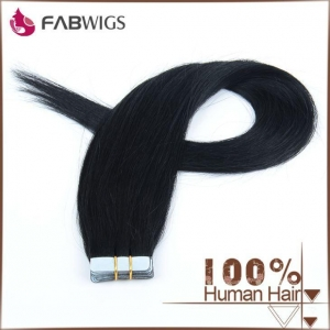 China Brazilian Tape Hair Extension Skin Weft Hair on sale