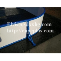 hdpe ice skating rink dasher board supplier from China
