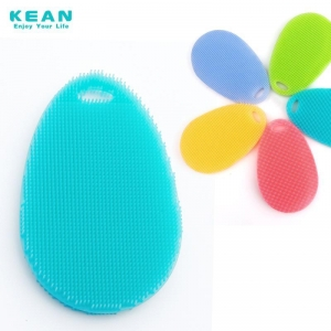China Household Items B1 Silicone Dish Brush on sale